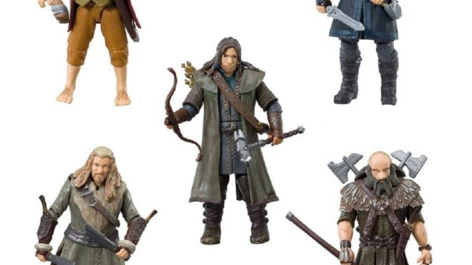 Der Hobbit Actionfigur
